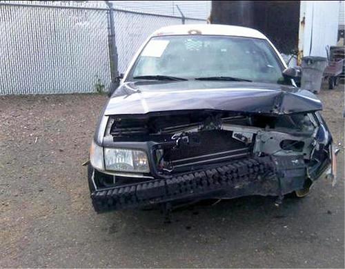 Schadenersatz nach Verkehrsunfall mit wirtschaftlichem Totalschaden