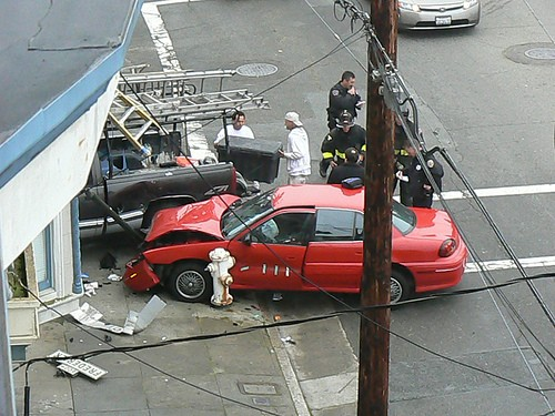 car crash photo