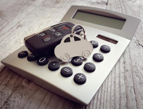 Verkehrsunfall: Schätzung der Mietwagenkosten
