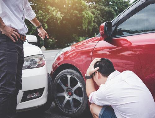 Verkehrsunfall: Abzüge bei Vorschäden