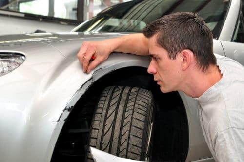 Verkehrsunfall - Nachweis eines Fahrzeugschadens bei Vorliegen von Vorschäden