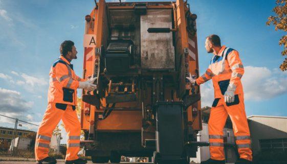 Verkehrsunfall: Sorgfaltspflichten eines Müllfahrzeugfahrers