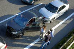 Verkehrsunfall Autobahn: Haftung eines Auffahrenden und überholenden Fahrzeugführers