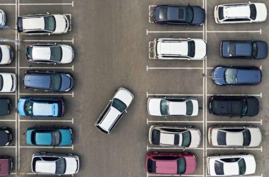 Verkehrsunfall – Einparkvorgang - Vorschäden
