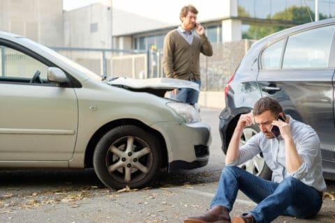 Verkehrsunfall zwischen zwei Arbeitnehmern im gleichen Unternehmen