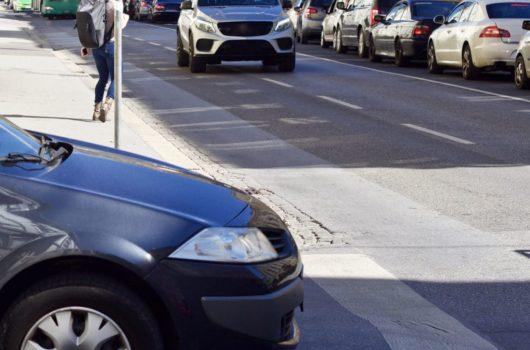 Verkehrsunfall - Haftung bei Kreuzungsunfall - Anscheinsbeweis