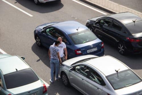 Verkehrsunfall unter Arbeitskollegen – gilt der Haftungsausschluss nach §§ 104ff. SGB VII?