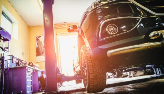 Verkehrsunfall - Werkstattrisiko bei Reparaturkostenersatz