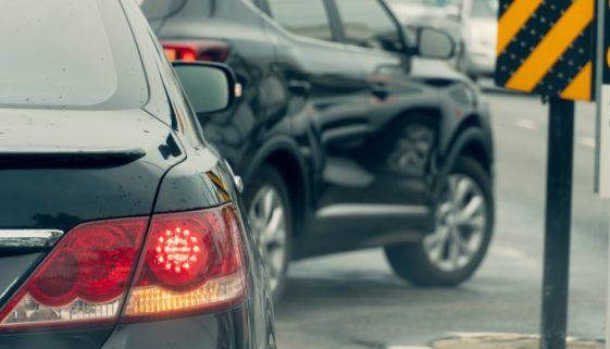 Verkehrsunfall - Nachweis des Stattfindens des Unfalls