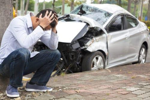 Wirtschaftlicher Totalschaden Auto