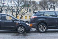 Verkehrsunfall - Indizien für eine Unfallmanipulation
