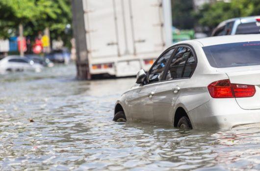 Versicherungsschutzes in der Teilkaskoversicherung bei Überschwemmung