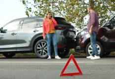 Verkehrsunfall - Indizien für einen manipulierten Unfall