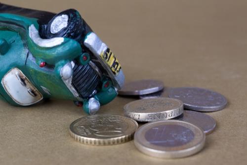 Verkehrsunfall - Kostenpauschale des Geschädigten 25 Euro