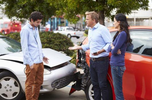 Verkehrsunfall - Widerlegung der Indizien für einen provozierten Unfall
